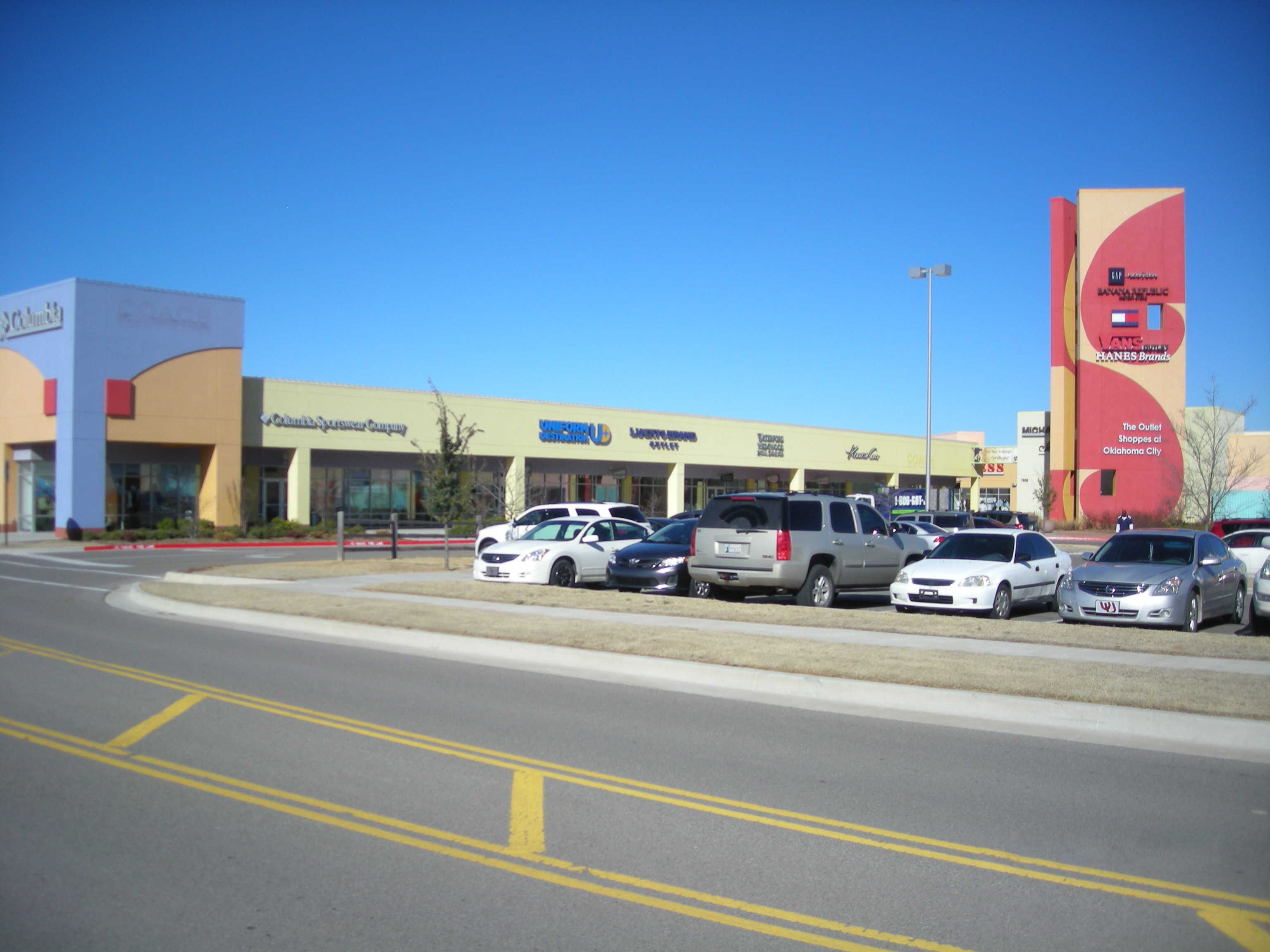 The outlet shoppes at oklahoma city cmxm Home outlet furniture in okc